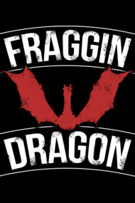 Fraggin Dragon Red
