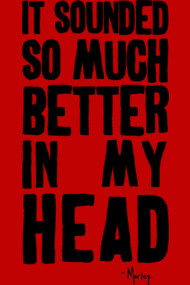 Better In My Head