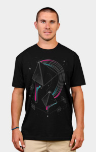 In Deep Space. T-Shirt