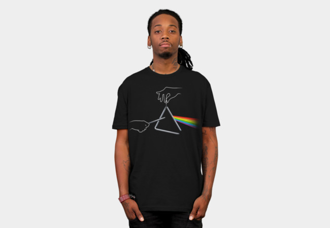 The Dark Side of the Tune T-Shirt - Design By Humans