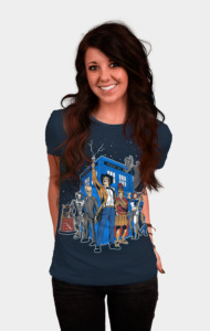 Masters of the Whoniverse T-Shirt