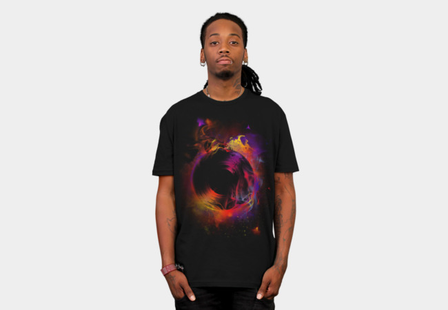 The Sound of the Sun T-Shirt - Design By Humans