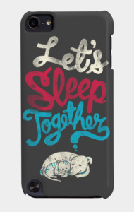 Let's Sleep Together T-Shirt