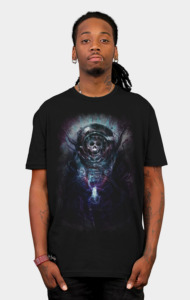 The Man Who Vanished into Space T-Shirt