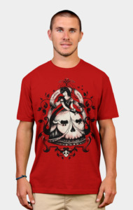 Mrs. Death T-Shirt
