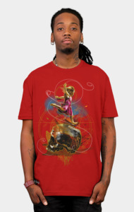 Leap From Danger T-Shirt