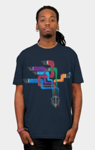A Strange Sense of Direction T-Shirt