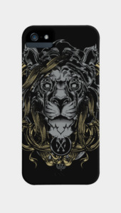 The Lion Phone Cases
