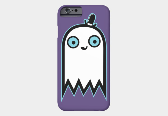 Ghostlie Phone Case - Design By Humans