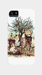 Tales of A Scorched Earth Phone Cases