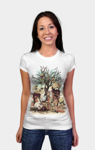 Tales of A Scorched Earth T-Shirt