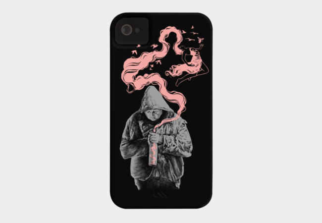 illusion Phone Case - Design By Humans
