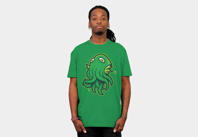 Call of Kerthulhu T-Shirt - Design By Humans