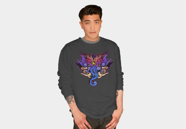 Baku Eater of Nightmares Sweatshirt - Design By Humans