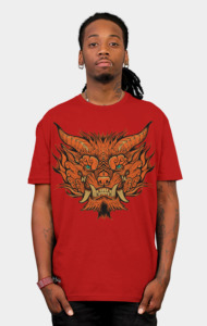 Foo Dog Face T-Shirt