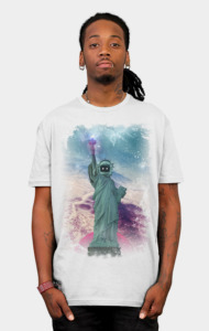 United States of Mars T-Shirt