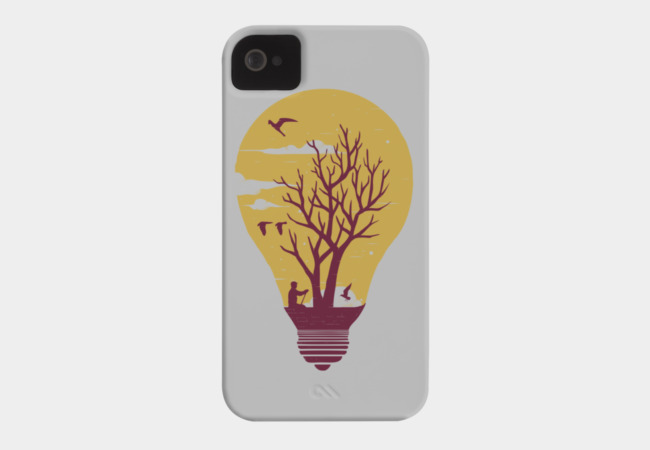 Unwind Phone Case - Design By Humans