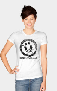 DBH Artist Series Feathered Logo T-Shirt