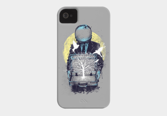 A new life Phone Case - Design By Humans