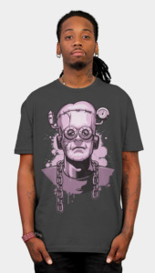 Frankenberry's Monster Men's