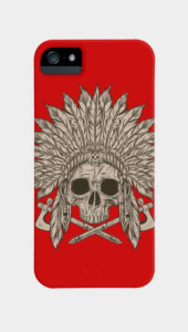 The Dead Chief Phone Cases