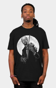 Play the song of death T-Shirt