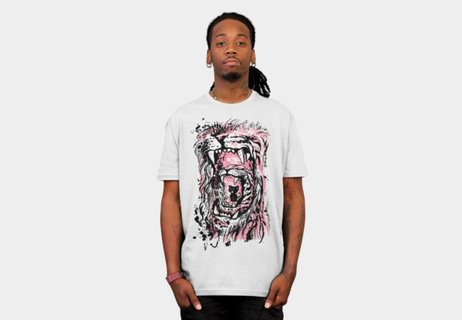 LION!, TIGER! and um kitten? T-Shirt - Design By Humans