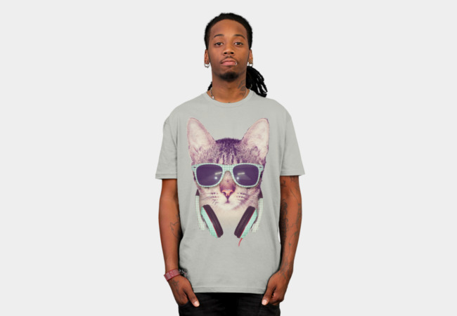 COOL CAT T-Shirt - Design By Humans