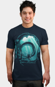 the deep explorer T-Shirt