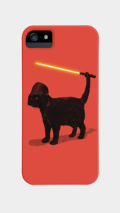Cat Vader Phone Cases