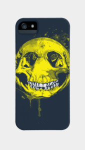 Happy Skull Phone Cases