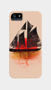 Eastern Sunset Phone Cases