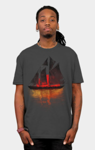 Eastern Sunset T-Shirt