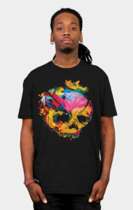 SkullAbstract T-Shirt