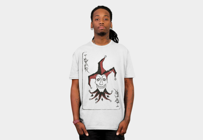 Joker T-Shirt - Design By Humans