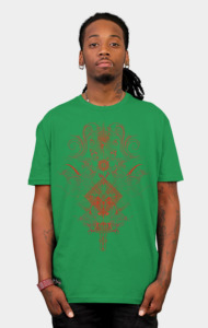 Star collision T-Shirt