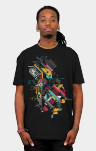 Analog android T-Shirt