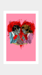 Love Never Dies Art Prints