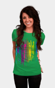 Color is Music T-Shirt