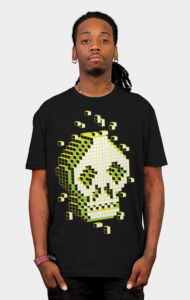 Pixelated T-Shirt