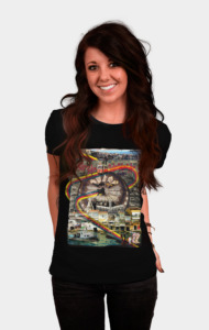 Tourist Trap T-Shirt