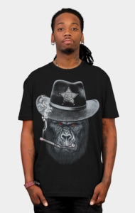 Sheriff T-Shirt