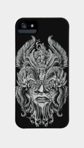 Quetzalcoatl Phone Cases