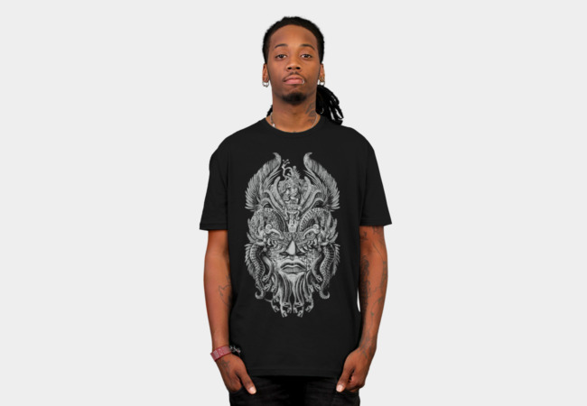 Quetzalcoatl T-Shirt - Design By Humans
