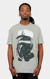 Sea of Memoirs T-Shirt