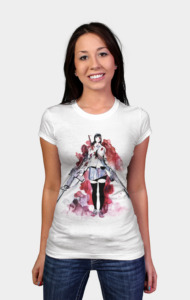 Demon Exterminator Jo T-Shirt