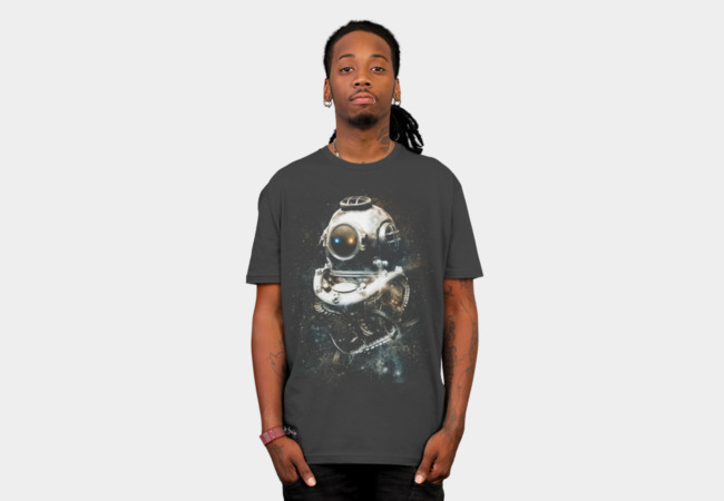 Drifter T-Shirt - Design By Humans