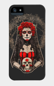 Lady of the Dead T-Shirt