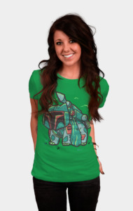 Bulba-fett T-Shirt