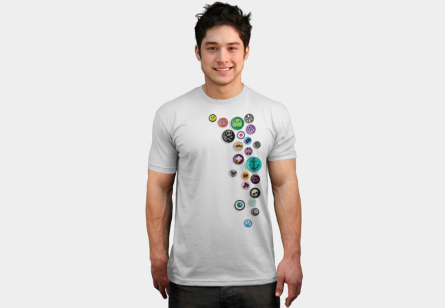 The Collector T-Shirt - Design By Humans